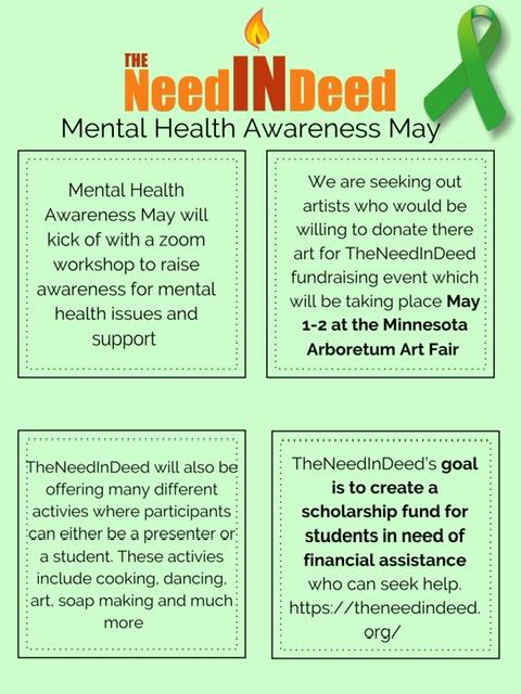 mental health awareness may