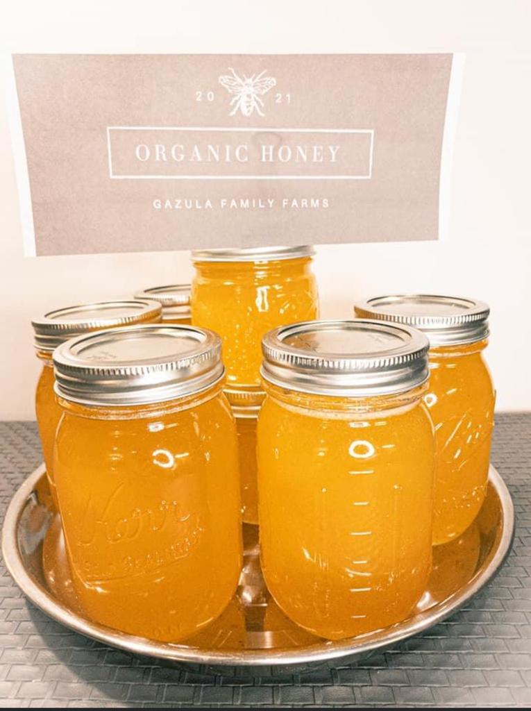 Honey from Dr rewati teeparty's farm for TheNeedIndeed