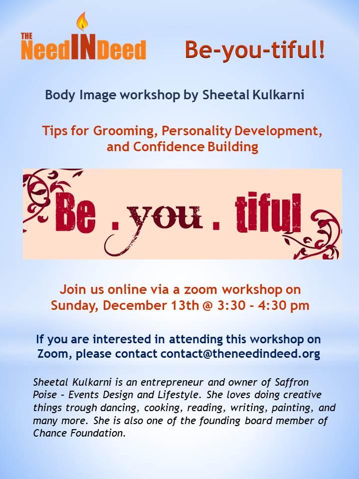 TNID December 2020 workshop