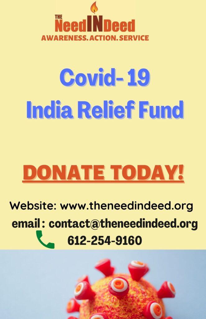 TNiD - Covid India Relief